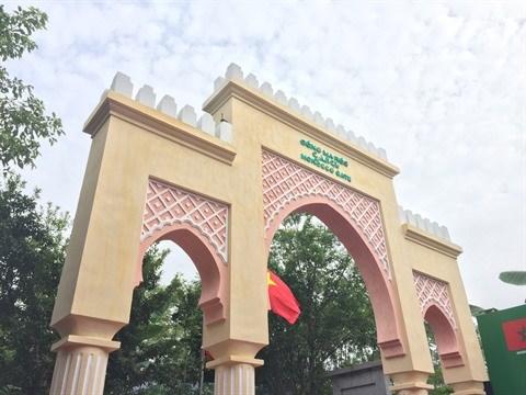 Restauration: la Porte du Maroc, un symbole fort des liens vietnamo-marocains hinh anh 1