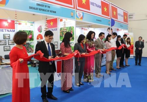 Le Vietnam a la 38e Foire commerciale internationale de New Delhi hinh anh 1