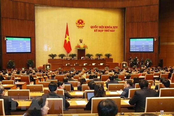Resultats de la 6e session de l'Assemblee nationale hinh anh 1