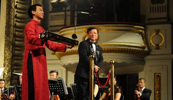 Ouverture du 3e Festival international de la nouvelle musique Asie-Europe hinh anh 1
