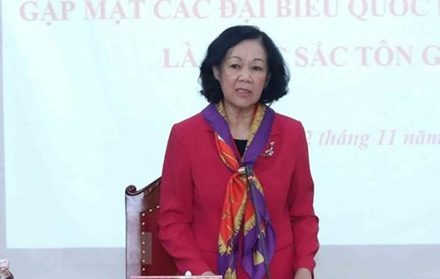 Les relations Vietnam-Canada se developpent de maniere active, integrale et efficace hinh anh 1