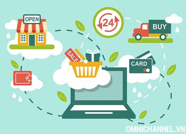 Le commerce de detail en ligne connait une croissance de 20% par an hinh anh 1