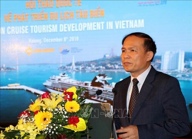 Le Vietnam cherche a accelerer le developpement du tourisme de croisiere hinh anh 1