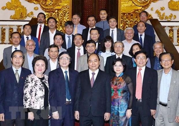 Le Premier ministre rencontre des urbanistes hinh anh 1