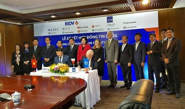 La BAD prete 300 millions dollars a la BIDV pour soutenir les PME vietnamiennes hinh anh 1