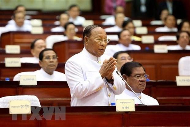 Cambodge : l'AN ouvre la voie pour les politiciens de l'opposition voulant revenir en politique hinh anh 1