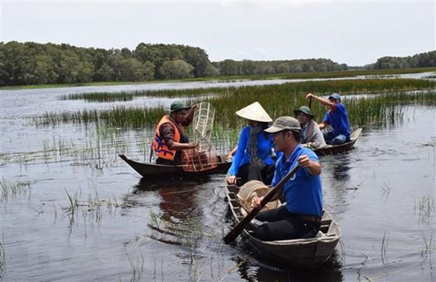 Dong Thap : ouverture de la Semaine du tourisme 2018 hinh anh 1