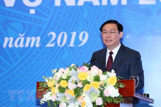 Le secteur du plan et de l'investissement fixe les orientations pour 2019 hinh anh 1