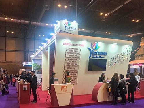 Le Vietnam participe a la foire internationale du tourisme a Madrid hinh anh 1