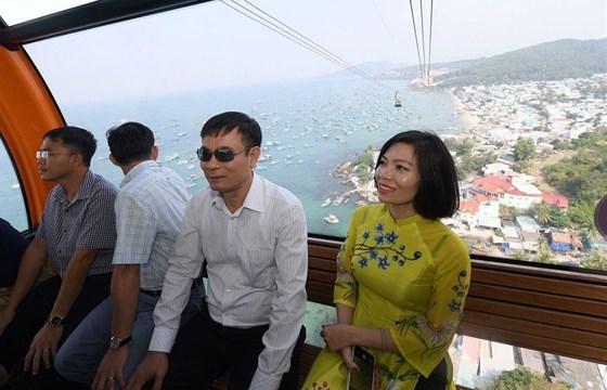 Tet du Cochon 2019 : de nombreux touristes affluent vers l'ile de Phu Quoc hinh anh 1