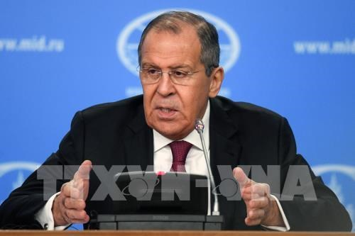 Le ministre russe des AE apprecie la cooperation multiforme entre la Russie et le Vietnam hinh anh 1