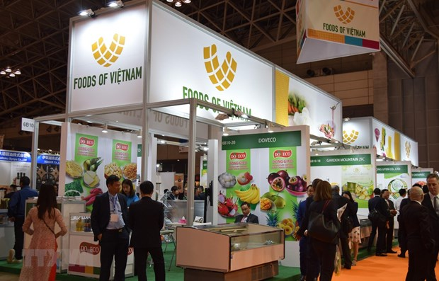 Le Vietnam a la foire internationale Foodex 2019 au Japon hinh anh 1