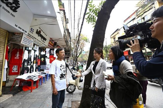 Hanoi profite des opportunites pour attirer des touristes internationaux hinh anh 1