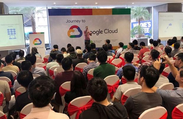 Google annonce un programme d'assistance pour les startups vietnamiennes hinh anh 1