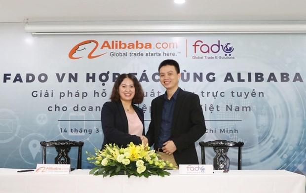 Soutien aux PME pour la vente de leurs produits en ligne hinh anh 1