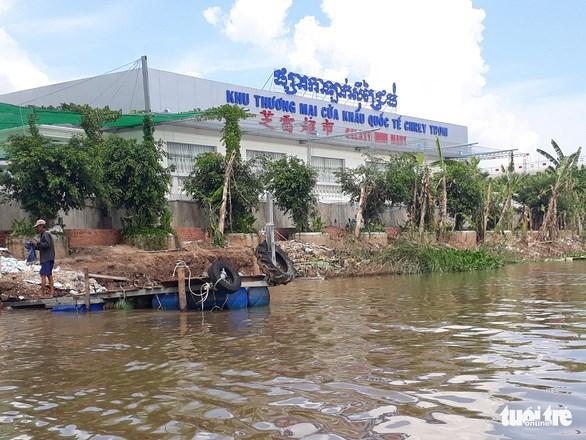 Le Vietnam et le Cambodge discutent de la modernisation de postes frontaliers hinh anh 1