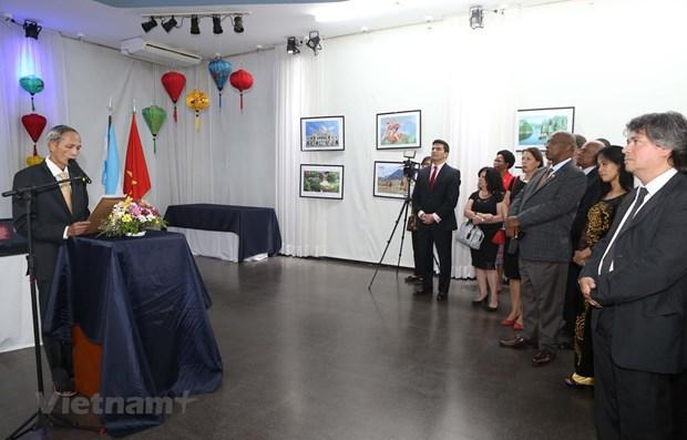 L'Argentine s'engage a dynamiser les relations de cooperation avec le Vietnam hinh anh 1