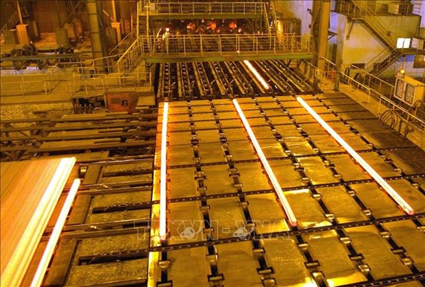 Des fabricants d'aciers sud-coreens planifient des investissements au Vietnam hinh anh 1