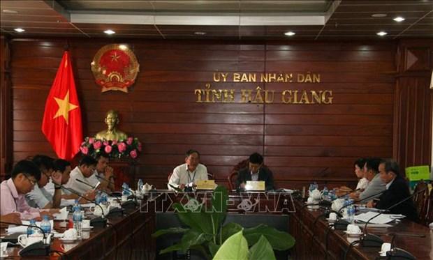 La BAD aide Hau Giang a renforcer l'ecoulement de ses fruits et legumes hinh anh 1
