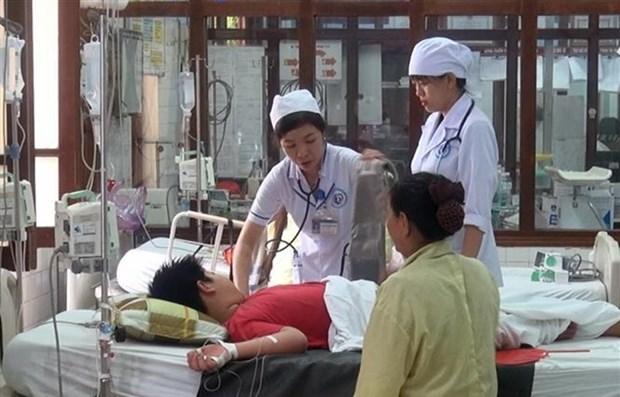 Lancement du systeme d'alerte precoce de la dengue au Vietnam hinh anh 1