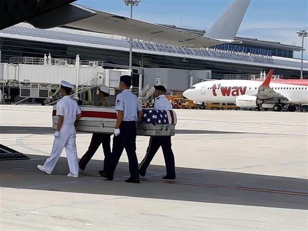 Le Vietnam et les Etats-Unis s'efforcent de guerir les blessures de guerre hinh anh 1