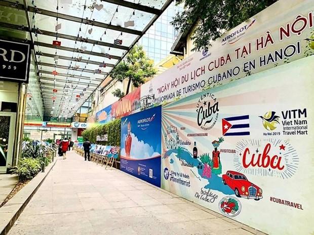 La Journee du tourisme de Cuba a Hanoi hinh anh 1