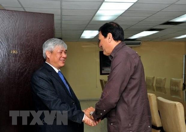 Son La cherche des possibilites de cooperation avec les localites cubaines hinh anh 1
