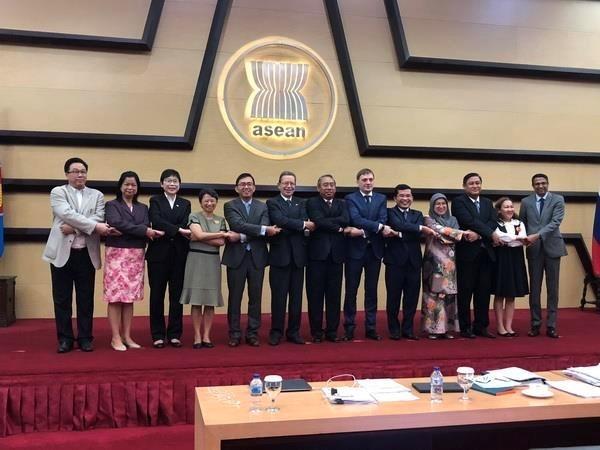 L'ASEAN et la Russie renforcent leur cooperation hinh anh 1