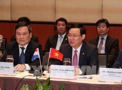Vietnam et Pays-Bas favorisent la cooperation entre les entreprises hinh anh 1