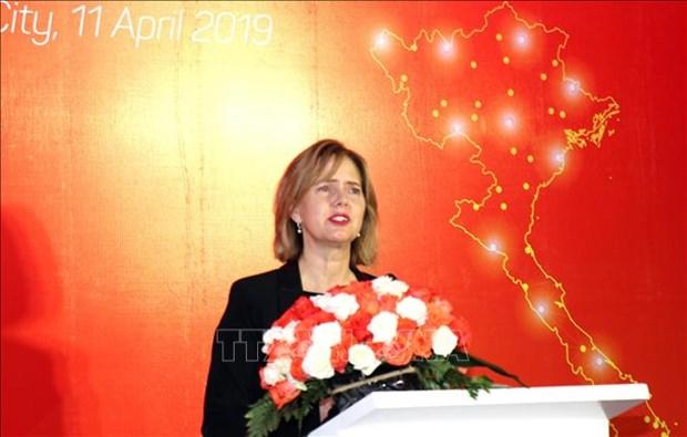 Les Pays-Bas renforcent la cooperation avec les localites vietnamiennes hinh anh 1