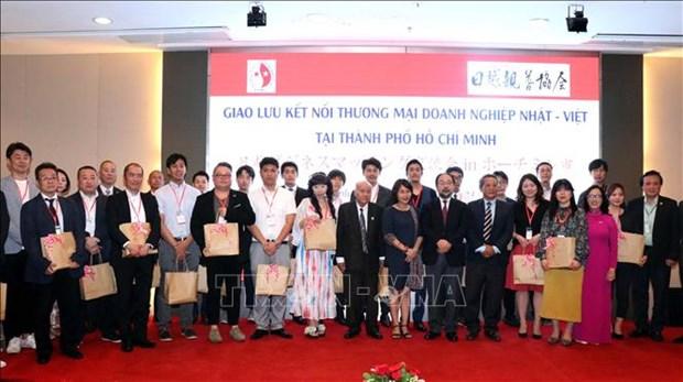 Renforcement des echanges commerciaux entre les entreprises vietnamiennes et japonaises hinh anh 1