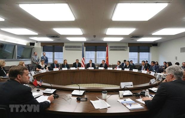 Le 2e dialogue sur la securite energetique entre le Vietnam et les Etats-Unis hinh anh 1