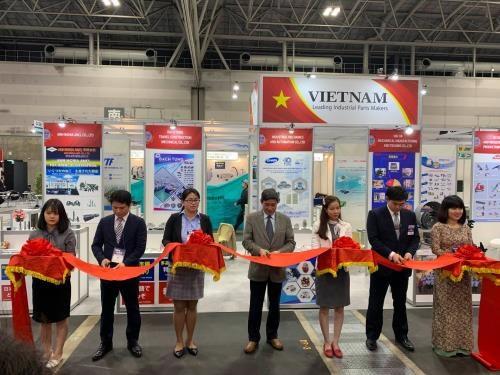 Le Vietnam au Salon des composants mecaniques et des technologies des materiaux Nagoya hinh anh 1