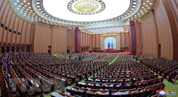 Message de felicitations aux nouveaux dirigeants de la RPDC hinh anh 1