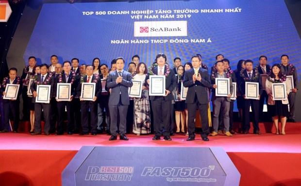 SeaBank figure dans le FAST 500 hinh anh 1