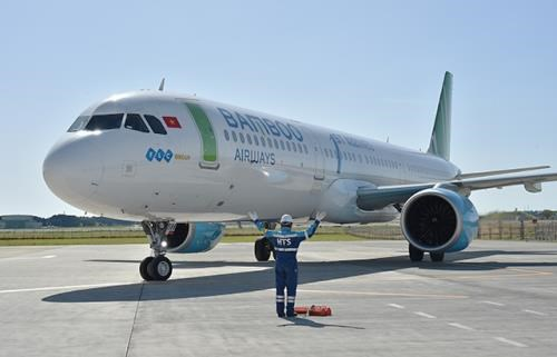Bamboo Airways ouvrira trois lignes aeriennes vers Hai Phong hinh anh 1