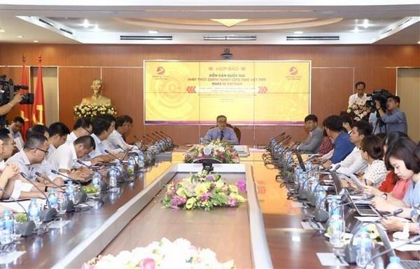 Bientot un Forum national sur le developpement des entreprises technologiques hinh anh 1