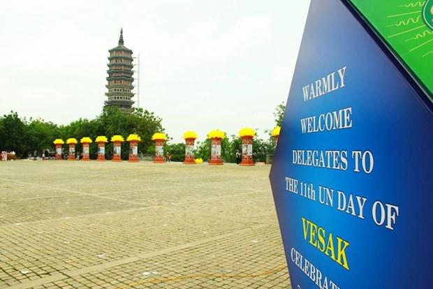 Des dirigeants arriveront au Vietnam pour le Vesak 2019 hinh anh 1