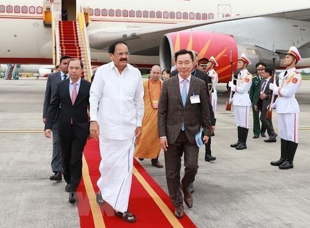 L'Inde s'engage a renforcer la cooperation avec le Vietnam hinh anh 1