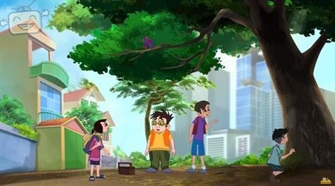 Pour l'epanouissement des films d'animation vietnamiens hinh anh 1