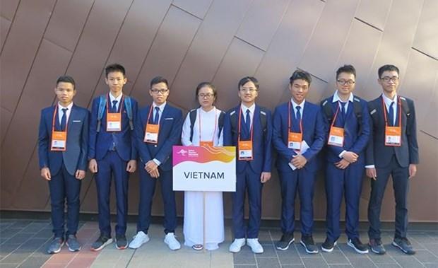 Le Vietnam prime aux 19es Olympiades de physique d'Asie hinh anh 1