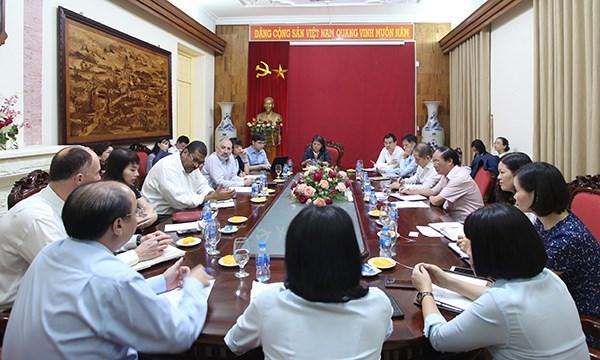La BM continue de soutenir l'Assurance sociale du Vietnam hinh anh 1
