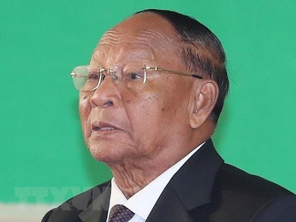 Le president de l'Assemblee nationale cambodgienne entame sa visite officielle au Vietnam hinh anh 1