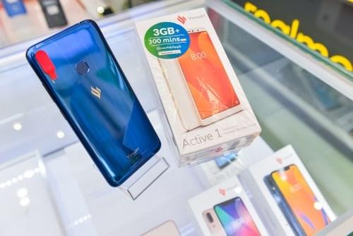 Distribution des smartphones VinSmart sur le marche birman hinh anh 1