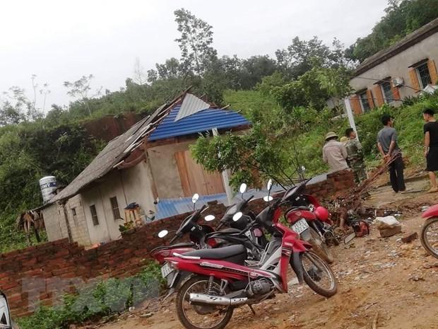 Les intemperies causent de lourds degats a Yen Bai hinh anh 1
