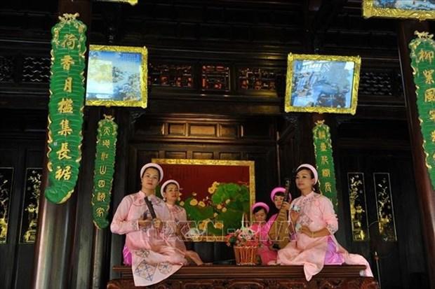 Bientot un festival des patrimoines culturels immateriels a Khanh Hoa hinh anh 1