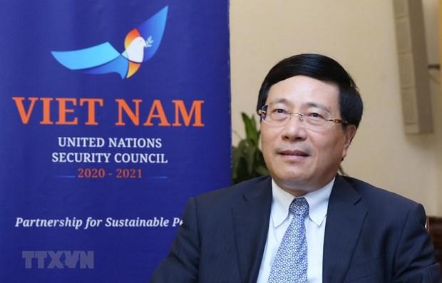 CSNU : Le Vietnam donne la priorite au renforcement des problemes mondiaux hinh anh 1