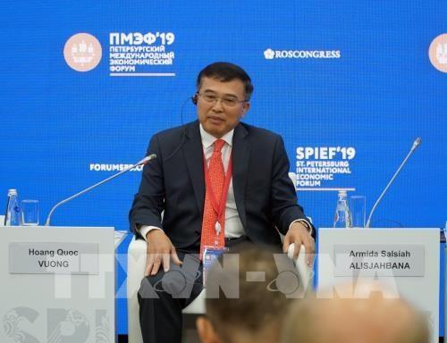 Le Vietnam participe a un dialogue d'affaires entre l'UEEA et l'ASEAN hinh anh 1