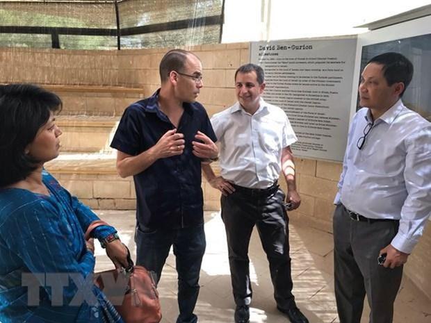 Renforcement des relations entre le Vietnam et Israel hinh anh 1