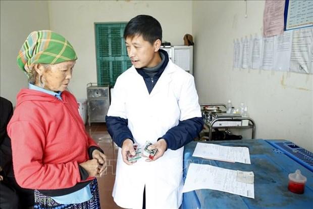 La BM aide le Vietnam a ameliorer ses services medicaux hinh anh 1